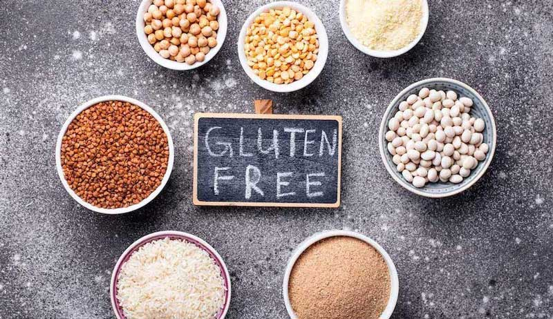 Gluten Free Meals Delivered, image shows examples
