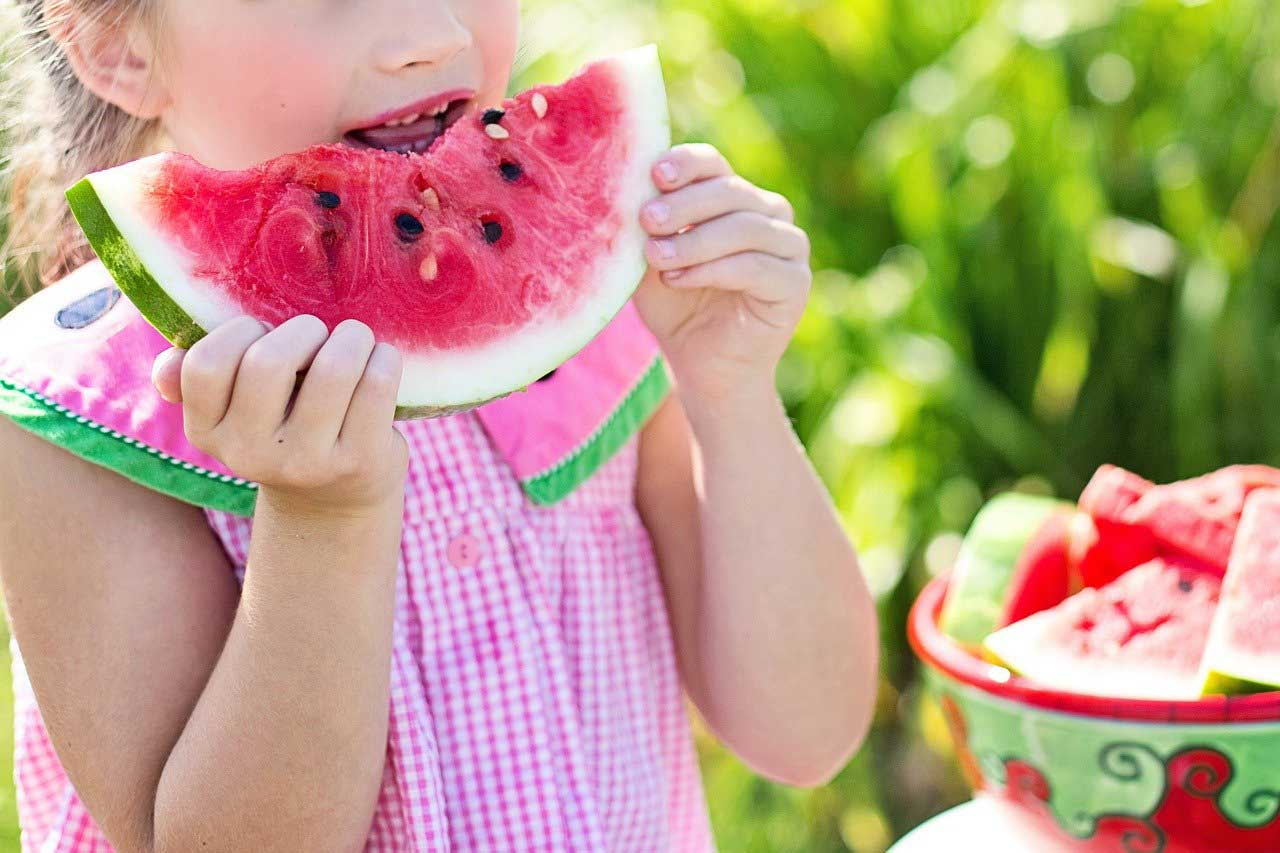 Summer foods to keep you healthy and hydrated such as this tasty watermelon